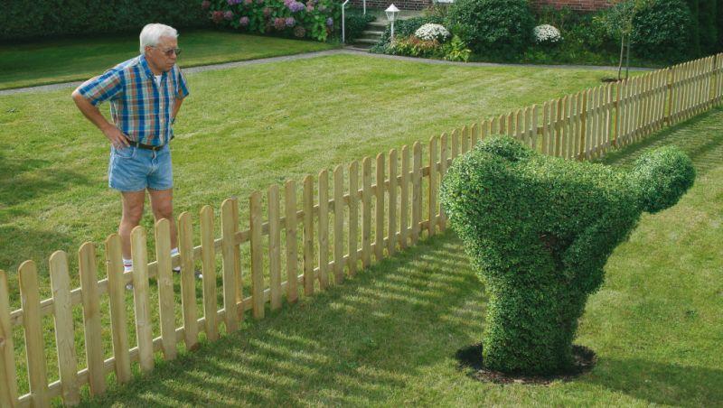 Si tu n'aimes pas ton voisin !